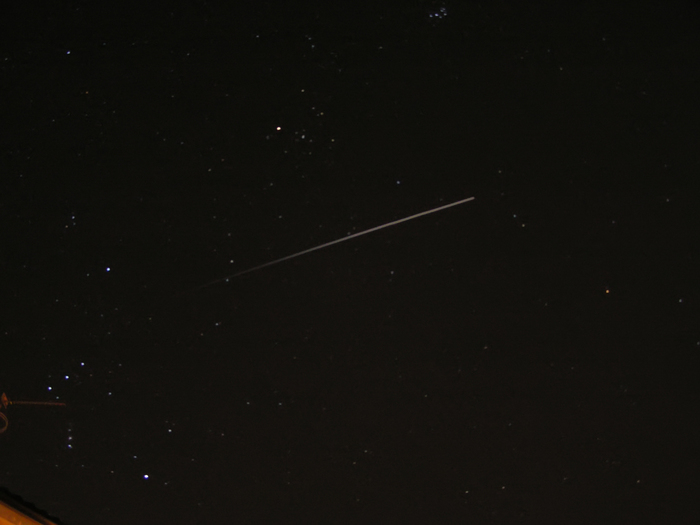 jgs001 / Photos / ISS fades away