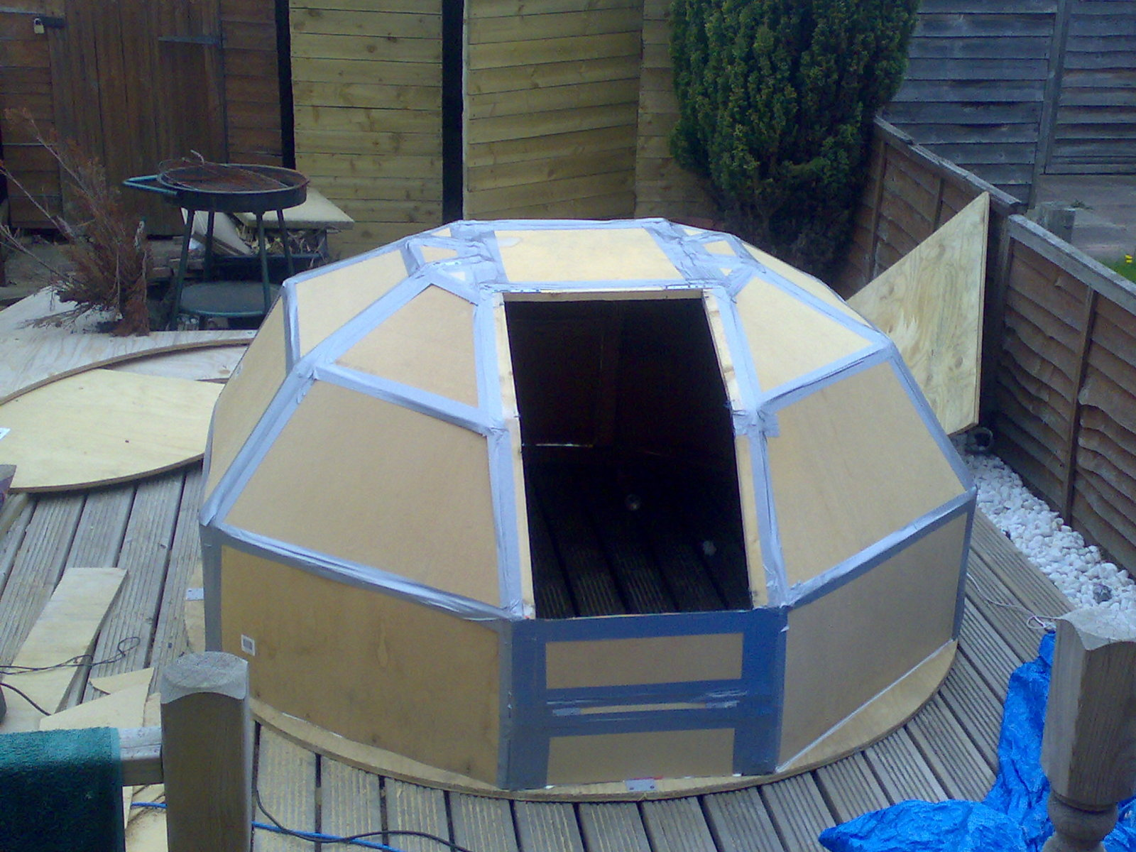 Building my diy Observatory. - DIY Astronomer - Stargazers ...